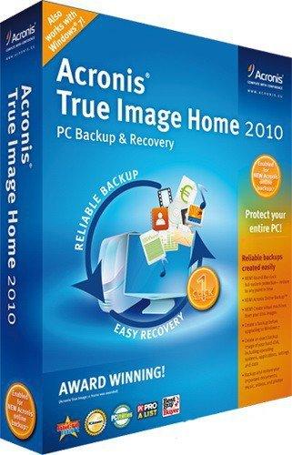 Acronis True Image Home 2011 Mini-Box (1 PC)