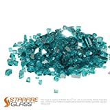 Starfire Glass 10-Pound Fire Glass 1/2-Inch...