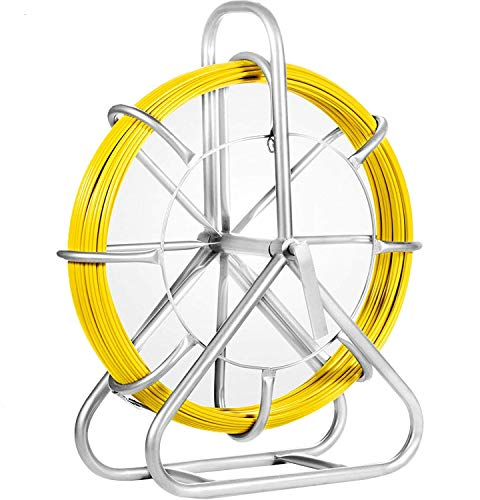 Moracle Cable de Fibra de Vidrio Electraline 6mm y 130 m en...