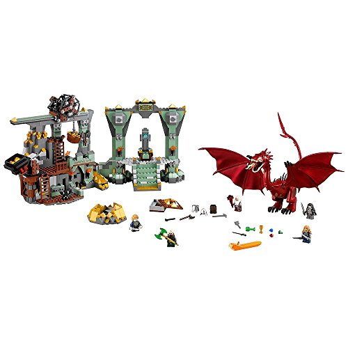 LEGO 79018 - The Hobbit der Einsame Berg, Konstruktionsspielzeug