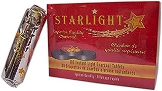 StarLight Hookah Charcoal/Coals, X-Large