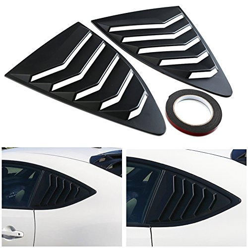DTOUCH Racing Window Vent/Louvers