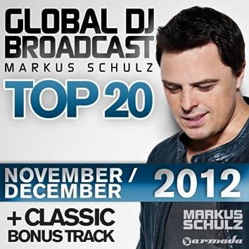 Global DJ Broadcast Top 20 - November/December 2012 (Including Classic Bonus Track)