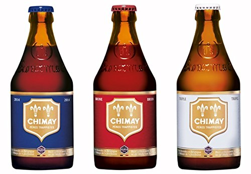 Chimay Abtei Bier Mixed 12 x 33cl