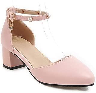 BalaMasa Womens ASL06201 Pu Fashion Sandals