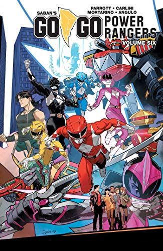 Saban's Go Go Power Rangers Vol. 6 (6)