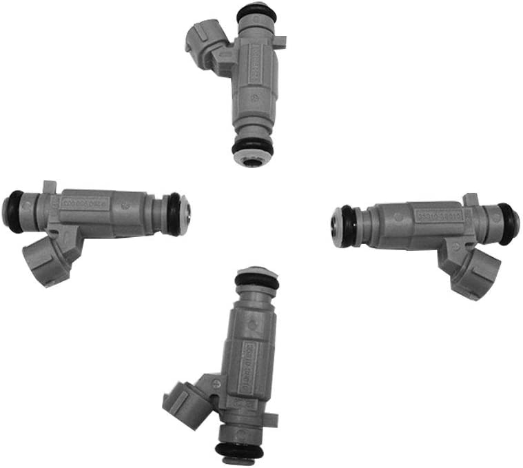 4pcs Flow Match Fuel Injector 35310-38010 Fits Hyundai Kia Inventory cleanup Challenge the lowest price of Japan selling sale For 2