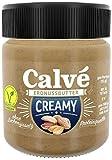 Calve Erdnussbutter (Creamy ohne Zuckerzusatz) (210 g)