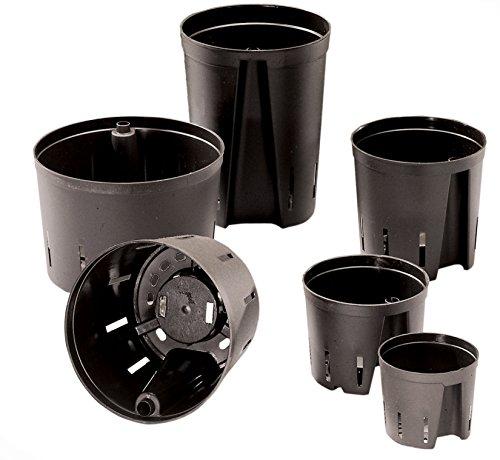 Set 2 teilig für Hydrokultur je 2 Kulturtöpfe Ø 18 cm H 19 cm