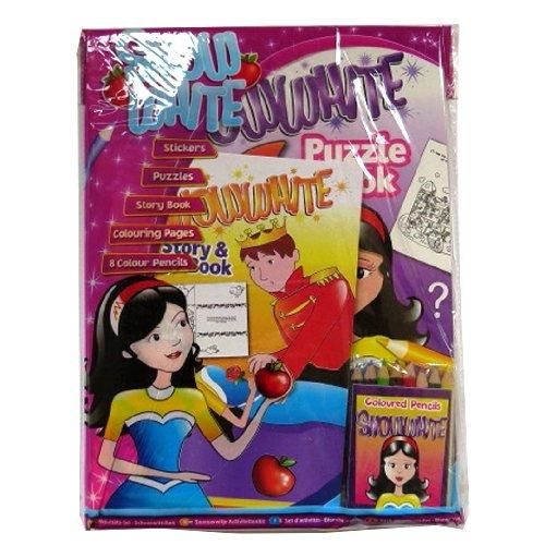 Activité pour enfants / Voyager Pack - Snow White