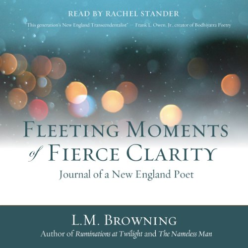 Fleeting Moments of Fierce Clarity  By  cover art