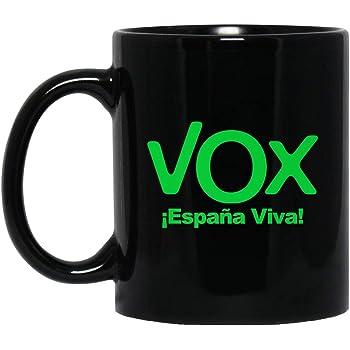 TusPersonalizables.com Taza mágica con Impresion Logo VOX: Amazon ...