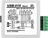 USB RS485/RS422 絶縁型変換器(高速タイプ)(USB-010)
