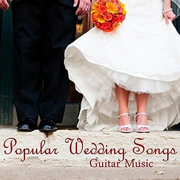 Popular Wedding Songs - Guitar Music