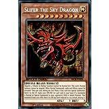 SBCB-EN201 1st Ed Slifer the Sky Dragon Secret Rare Card Speed Duel City Yu-Gi-Oh Tarjeta única