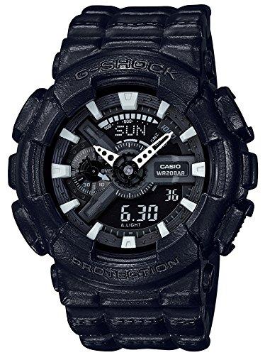 [カシオ] 腕時計 ジーショック G-SHOCK GA-110BT-1AJF メンズ ブラック