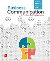 Business Communication: A Problem-Solving Approach Front Cover