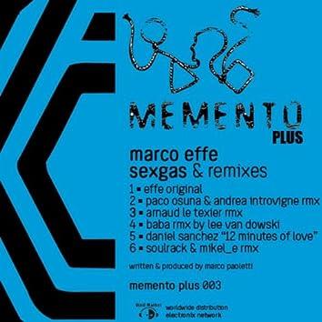 Sexgas & Remixes