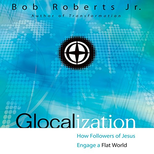 Glocalization audiobook cover art