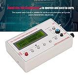 Generador de funciones, generador de señales, contador de frecuencia, contador de frecuencia del generador de señales de función DDS portátil FG-100 1Hz-500KHz para atenuador de osciloscopio
