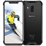 Blackview BV9600 Outdoor Smartphone ohne Vertrag 6,2 Zoll AMOLED Display, Helio P70 Android 9.0...
