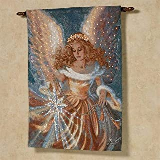 Manual Woodworkers The Light of The World Wall Tapestry Multi Pastel