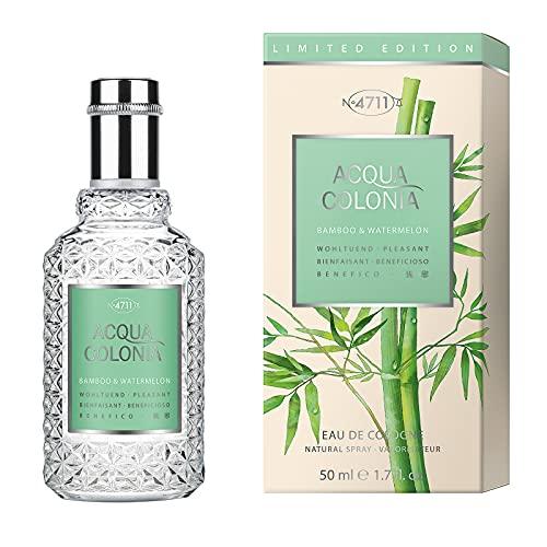 4711 Acqua Colonia Bamboo & Watermelon Eau de Cologne 50ml