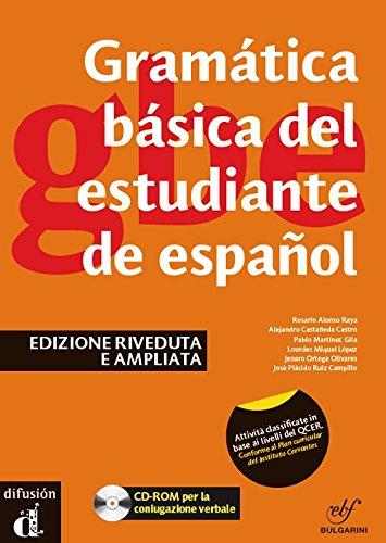 Gramática básica del estudiante de español. Ediz. contrastativa. Con espansione online. Per le Scuole superiori [Lingua spagnola]: Audio CD