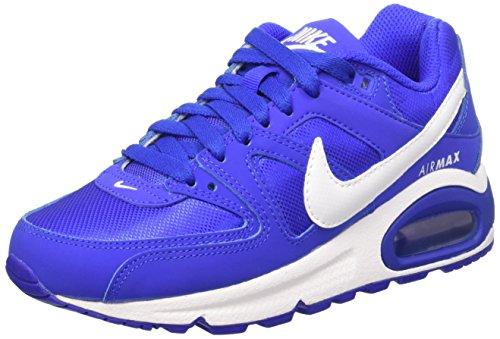 NikeAir Max Command - Zapatillas de Running mujer, Azul (Racer Blue/White), 37.5 EU