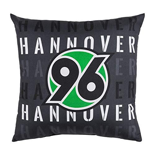 Hannover 96 Kissen, Kuschelkissen, Dekokissen H96 - Plus Lesezeichen I Love Hannover