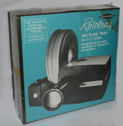 Rototray Slide Tray (100 2 x 2' slides)