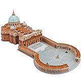 CubicFun MC092H St Peters Basílica Puzzle
