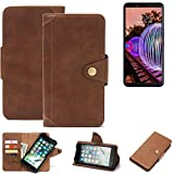 K-S-Trade® For JVC J20 Wallet Case Mobile Phone Bookstyle