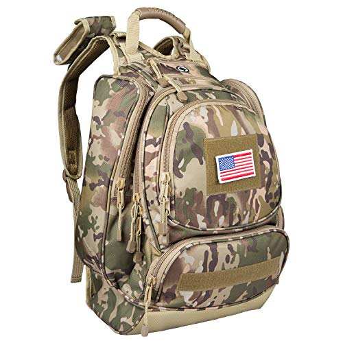WolfWarriorX Military Backpack Hunting Backpacks 40L Camo Large Hiking Bag