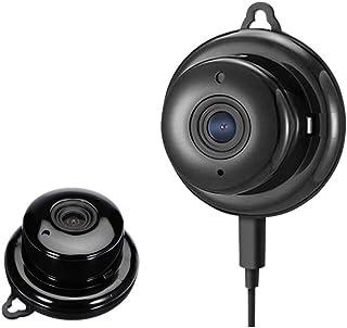 Starry sky Cámara de vigilancia Alarma de detección de Movimiento de Voz bidireccional Adecuada para el Cuidado de Mascotas en el hogar y la Oficina720P + 128G Memory