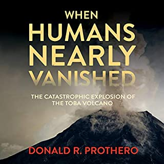 When Humans Nearly Vanished audiobook cover art
