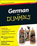 German For Dummies: (with CD) [Idioma Inglés]