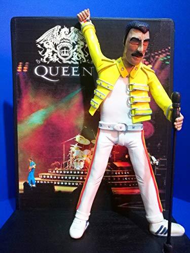 Estatuilla - Action Figure - Freddie Mercury - Queen Wembley 1986