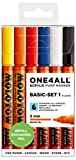 Molotow Marker 2 Mm Set 6 Piece