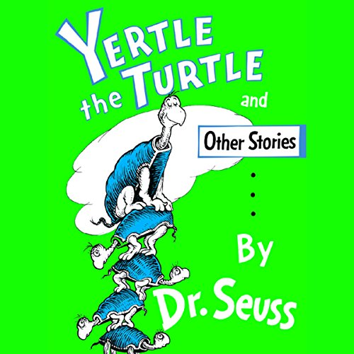 Page de couverture de Yertle the Turtle