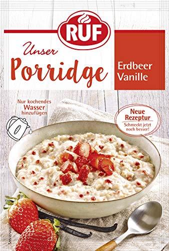 RUF Porridge Erdbeer Vanille, 65 g, 11858