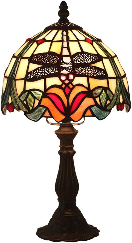 Europäische Tischlampe Retro Kreative Schlafzimmer Nachttischlampe Bar Cafe Dekoration Tischlampe B07JMNWWXG     | Erlesene Materialien