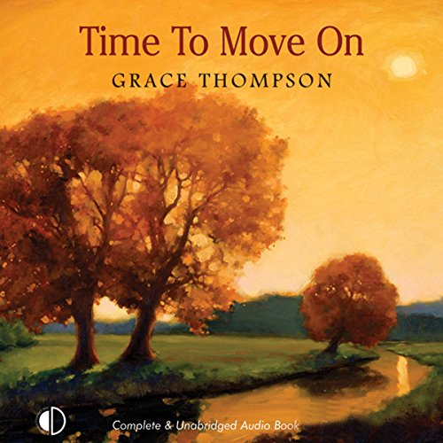 Time to Move On audiobook cover art