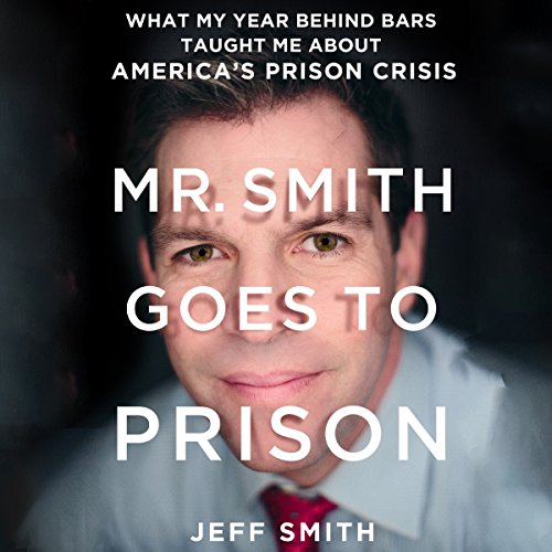 Mr. Smith Goes to Prison audiobook cover art