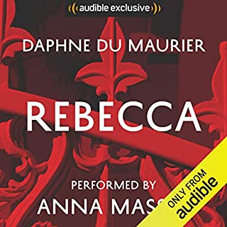 Rebecca                   By:                                                                                                                                 Daphne Du Maurier                               Narrated by:                                                                                                                                 Anna Massey                      Length: 14 hrs and 46 mins     181 ratings     Overall 4.5
