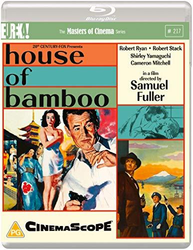 House Of Bamboo (Masters of Cinema) Blu-ray