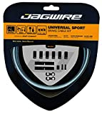 Jagwire Universal Sport Freno Kit Cable/–Unisex, Sterling Silver