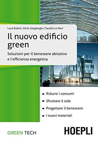Il nuovo edificio green: Soluzioni per il benessere abitativo e l'efficienza energetica