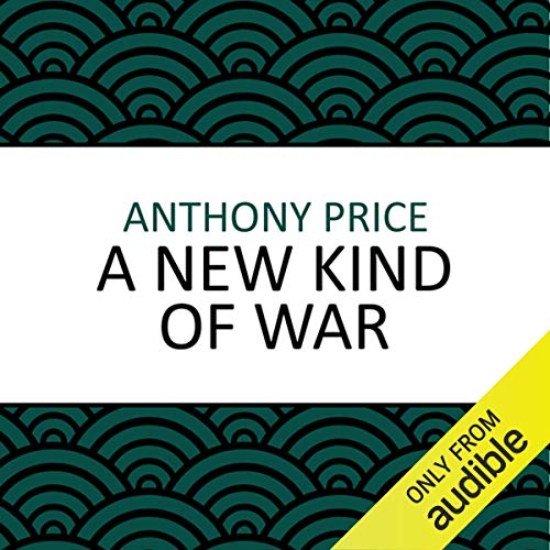 A New Kind of War  By  cover art
