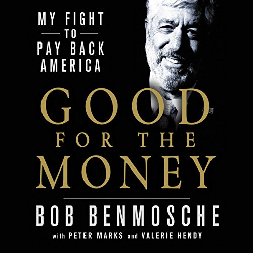 Good for the Money audiobook cover art
